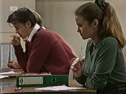 Rick Alessi, Julie Robinson in Neighbours Episode 1944