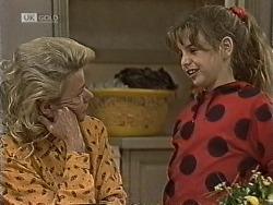Helen Daniels, Hannah Martin in Neighbours Episode 1945