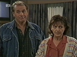 Doug Willis, Pam Willis in Neighbours Episode 1945