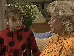 Hannah Martin, Helen Daniels in Neighbours Episode 1945