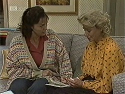 Pam Willis, Helen Daniels in Neighbours Episode 1945