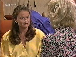 Julie Martin, Helen Daniels in Neighbours Episode 1947