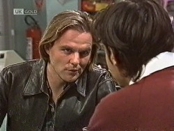 Harvey Johnson, Rick Alessi in Neighbours Episode 1947