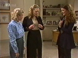 Helen Daniels, Annalise Hartman, Gaby Willis in Neighbours Episode 1947
