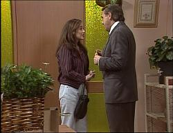 Beth Brennan, Doug Willis in Neighbours Episode 1949