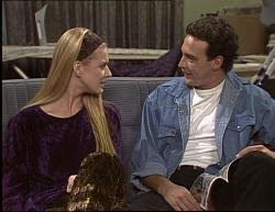 Phoebe Bright, Stephen Gottlieb in Neighbours Episode 1949