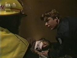 Fireman, Beth Brennan, Paramedic in Neighbours Episode 1950