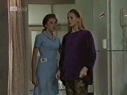 Nurse, Phoebe Bright in Neighbours Episode 1950