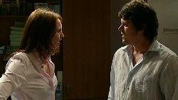 Charlotte Stone, Terrence Chesterton in Neighbours Episode 5202