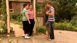 Bree Timmins, Louise Carpenter (Lolly), Rachel Kinski, Ringo Brown in Neighbours Episode 5204