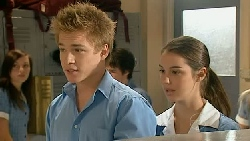 Ringo Brown, Louise Carpenter (Lolly) in Neighbours Episode 5207