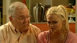Harold Bishop, Sky Mangel in Neighbours Episode 5210