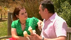 Bree Timmins, Karl Kennedy in Neighbours Episode 5210