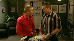 Boyd Hoyland, Toadie Rebecchi in Neighbours Episode 5211