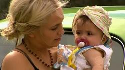 Sky Mangel, Kerry Mangel (baby) in Neighbours Episode 5211