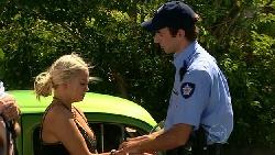 Sky Mangel, Constable Mike Watt in Neighbours Episode 5212