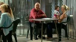 Harold Bishop, Kerry Mangel (baby), Sky Mangel in Neighbours Episode 5216
