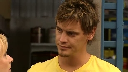 Janelle Timmins, Ned Parker in Neighbours Episode 5217