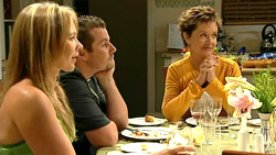 Steph Scully, Toadie Rebecchi, Susan Kennedy in Neighbours Episode 5220