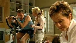 Karl Kennedy, Pepper Steiger, Susan Kennedy in Neighbours Episode 5223