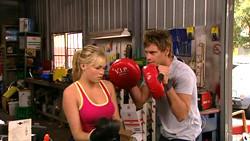 Janae Hoyland, Ned Parker in Neighbours Episode 5224