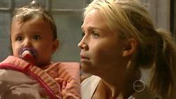Kerry Mangel (baby), Sky Mangel in Neighbours Episode 5224