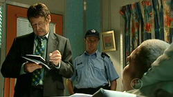 Detective Alec Skinner, Boyd Hoyland in Neighbours Episode 5227