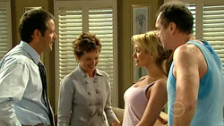 David Mather, Susan Kennedy, Pepper Steiger, Karl Kennedy in Neighbours Episode 5227