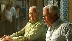 Harold Bishop, Lou Carpenter in Neighbours Episode 5227