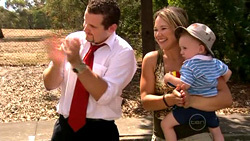 Toadie Rebecchi, Steph Scully, Charlie Hoyland in Neighbours Episode 5227