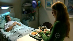 Paul Robinson, Elle Robinson in Neighbours Episode 5230