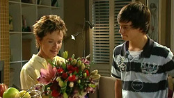 Susan Kennedy, Zeke Kinski in Neighbours Episode 5230