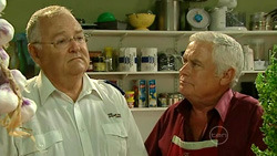 Harold Bishop, Lou Carpenter in Neighbours Episode 5230