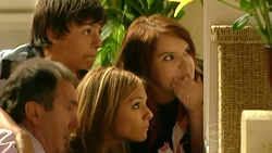 Karl Kennedy, Zeke Kinski, Rachel Kinski, Bree Timmins in Neighbours Episode 5230