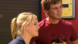 Janae Timmins, Ned Parker in Neighbours Episode 5230