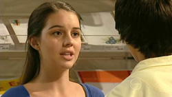 Louise Carpenter (Lolly), Zeke Kinski in Neighbours Episode 5230