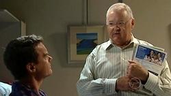 Paul Robinson, Harold Bishop in Neighbours Episode 5234