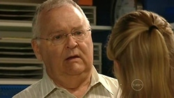 Harold Bishop, Elle Robinson in Neighbours Episode 5234