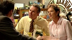 David Mather, Karl Kennedy, Susan Kennedy in Neighbours Episode 5234