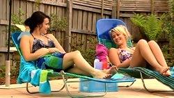 Rosie Cammeniti, Pepper Steiger in Neighbours Episode 5235