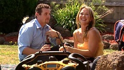 Toadie Rebecchi, Steph Scully in Neighbours Episode 5235