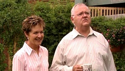 Susan Kennedy, Harold Bishop in Neighbours Episode 5235