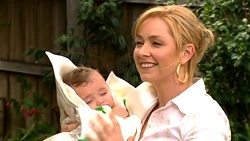 Kerry Mangel (baby), Janelle Timmins in Neighbours Episode 5235