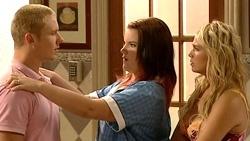 Boyd Hoyland, Bree Timmins, Sky Mangel in Neighbours Episode 5235