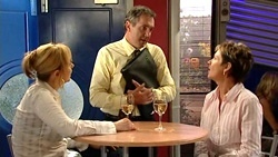 Janelle Timmins, Karl Kennedy, Susan Kennedy in Neighbours Episode 5235