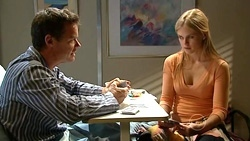 Paul Robinson, Elle Robinson in Neighbours Episode 5238
