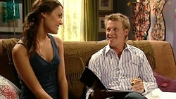 Carmella Cammeniti, Oliver Barnes in Neighbours Episode 5239