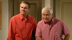 Karl Kennedy, Lou Carpenter in Neighbours Episode 5239