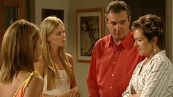 Rachel Kinski, Elle Robinson, Karl Kennedy, Susan Kennedy in Neighbours Episode 5240