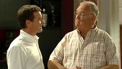 Paul Robinson, Harold Bishop in Neighbours Episode 5240